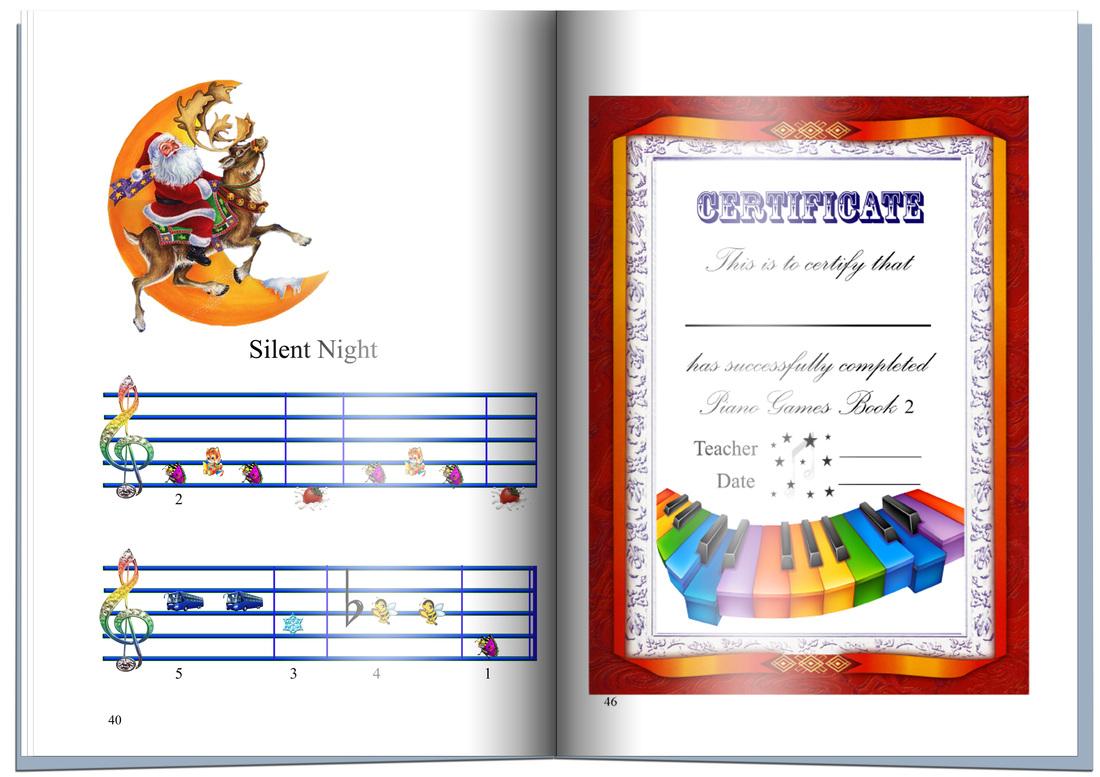 PIANO GAMES BOOK 1 by Natasha Mikhaylova
