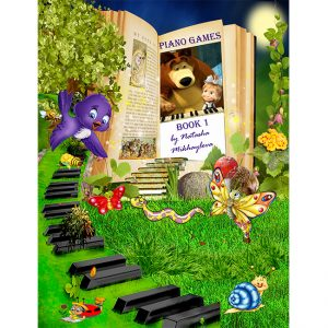 piano games book 1 Natasha Mikhaylova